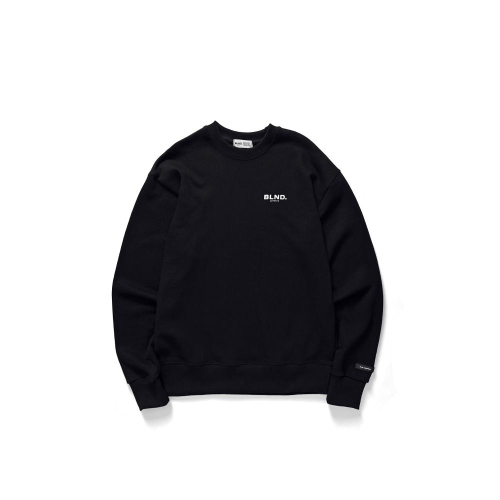 BLND Signature Sweatshirts - Black