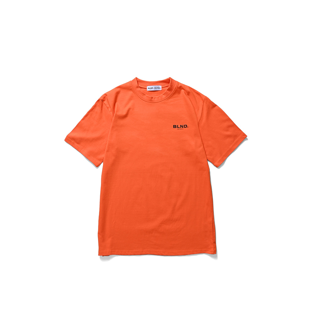 BLND Sinature Short Sleeves - Orange