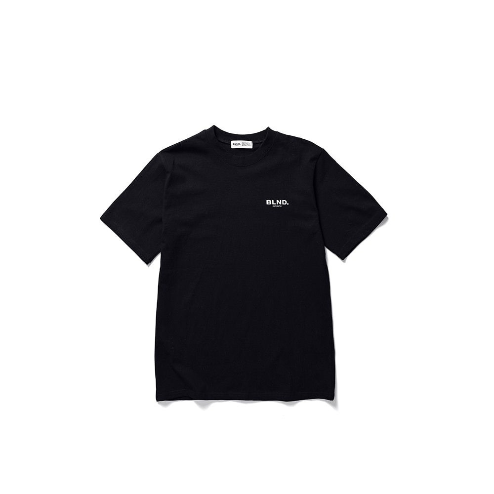 BLND Signature Short Sleeves - Black