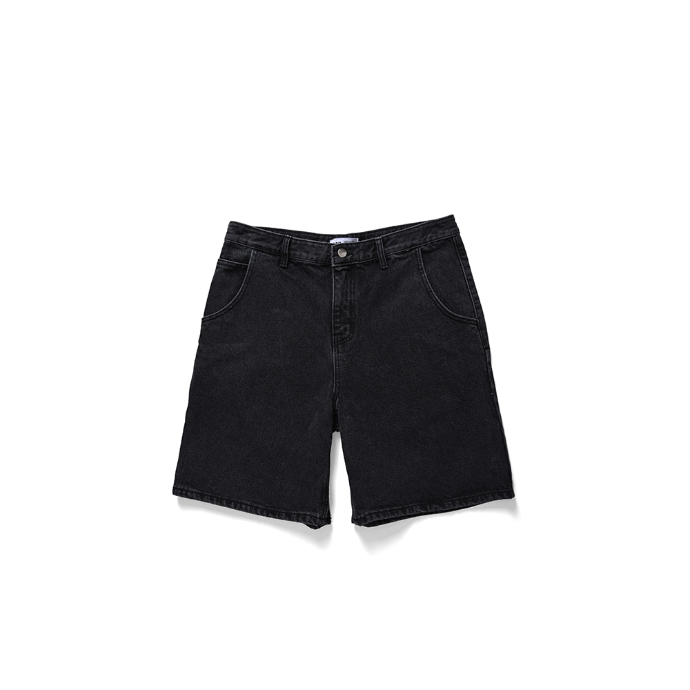 BLND Short Denim - Black
