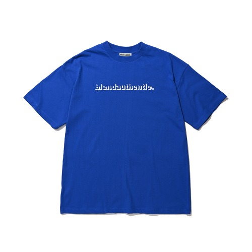 BLND Shadow Short Sleeves - Blue