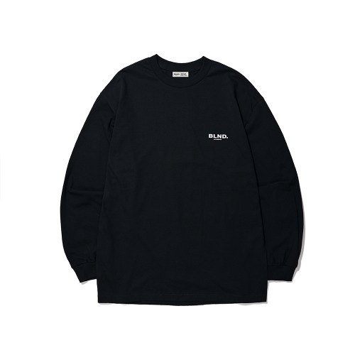 BLND Signature Logo Long Sleeves - Black