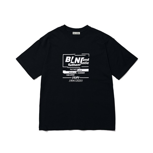 BLND Exclusive Short Sleeves - Black