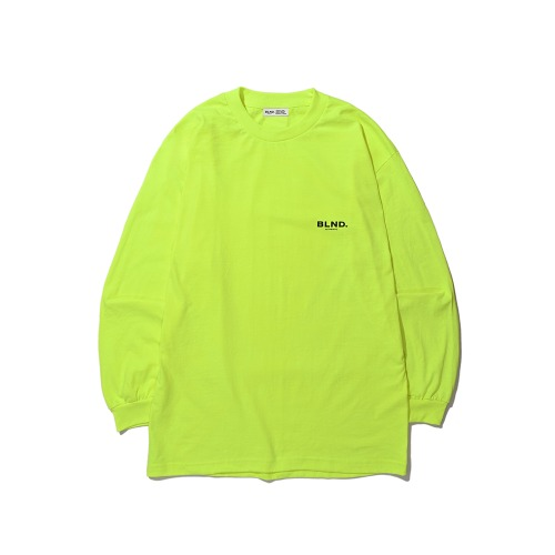 BLND Signature Logo Long Sleeves - Neon