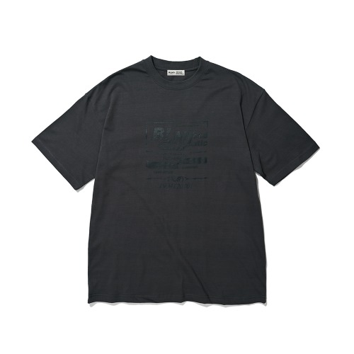 BLND Exclusive Short Sleeves - Charcoal