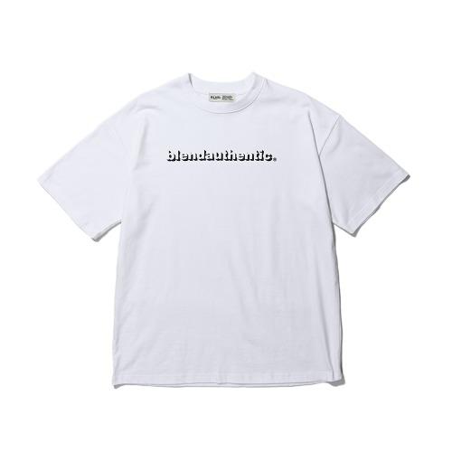 BLND Shadow Short Sleeves - White