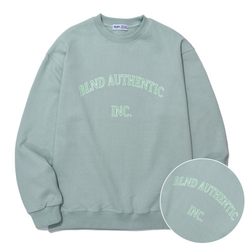 INC Heavy Weight Sweatshirts - Mint