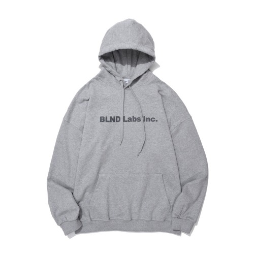 Labs Heavy Weight Hoodie - Grey