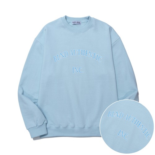 INC Heavy Weight Sweatshirts - Sky Blue