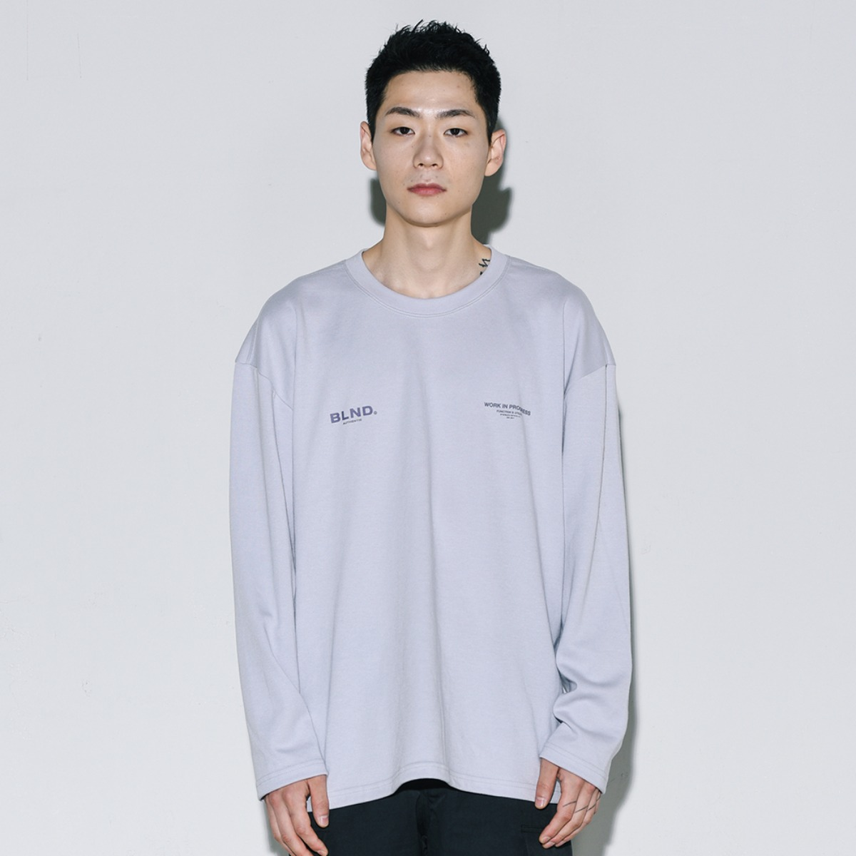 New Signature Long Sleeves -  Light Purple